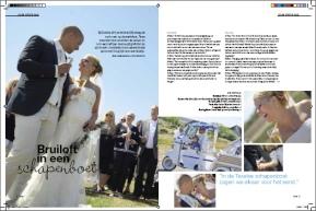 Trouwmagazine Bruid en Bruidegom